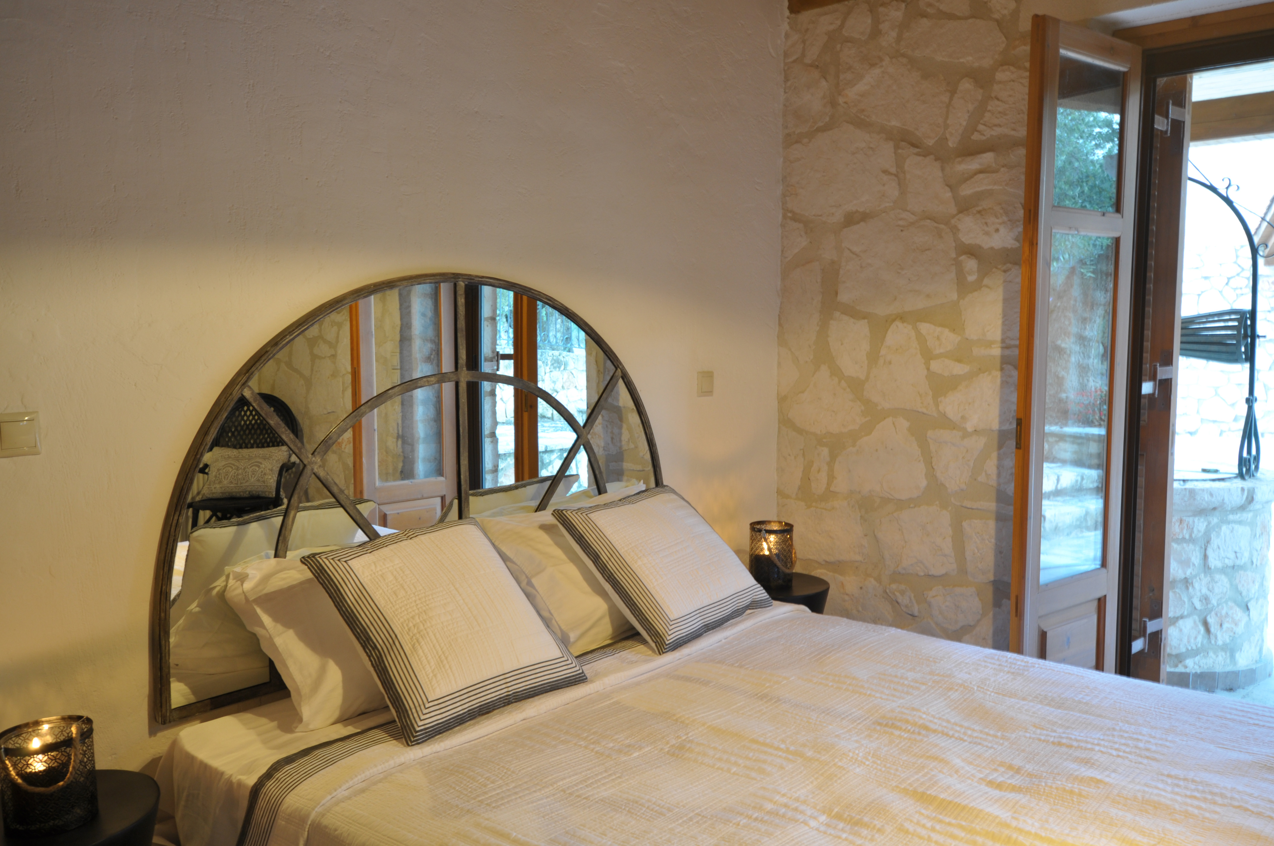 Villa Alexa of Jootiq Villas in Zakynthos(Zante) bedroom
