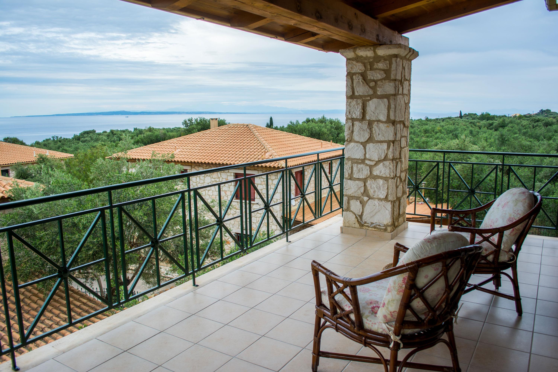 Villa Marina of Jootiq Villas in Zakynthos(Zante) balcony